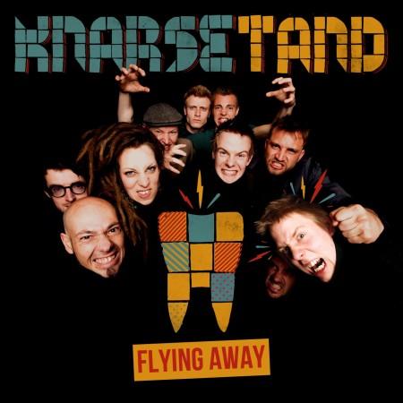 Knars Flying away cover itunes